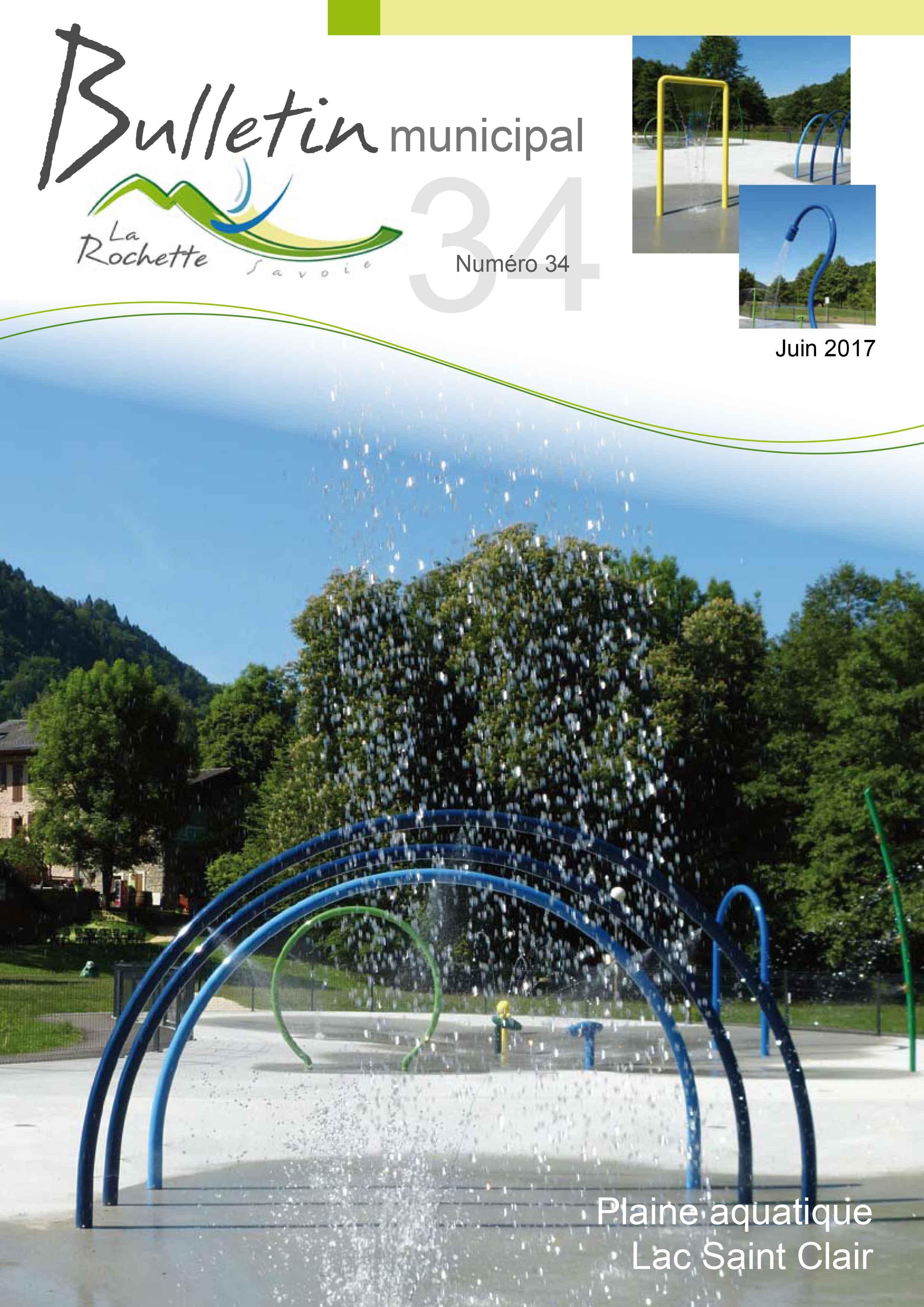 Bulletin municipal juin 2017