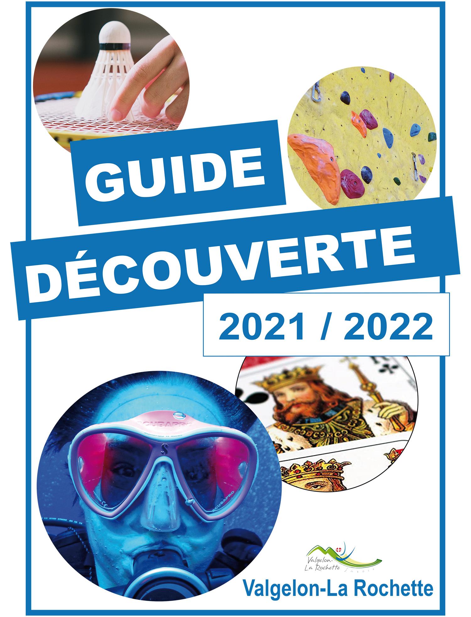 Guide découverte 2021 – 2022