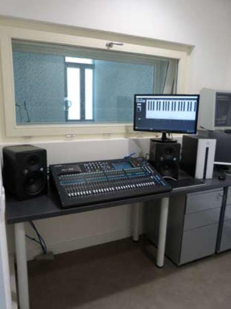 Studio d'enregistrement La Rochette