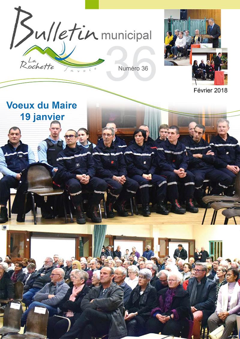 Bulletin municipal février 2018