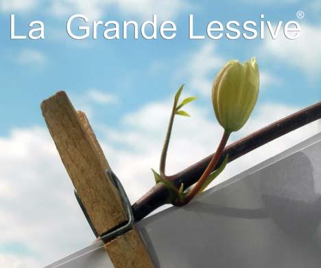 La Grande Lessive – nouvelle édition