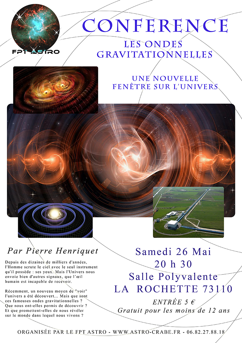 conférence astro
