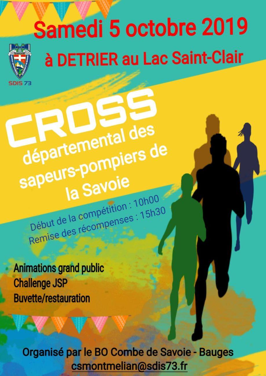 Cross départemental des Sapeurs Pompiers