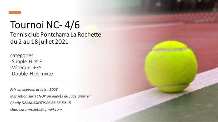 Tournoi de tennis TCPR