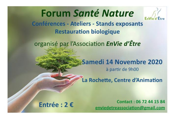 Forum Santé Nature -4ème édition