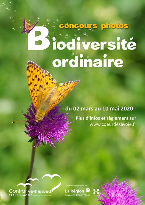 Concours photo : la biodiversité ordinaire