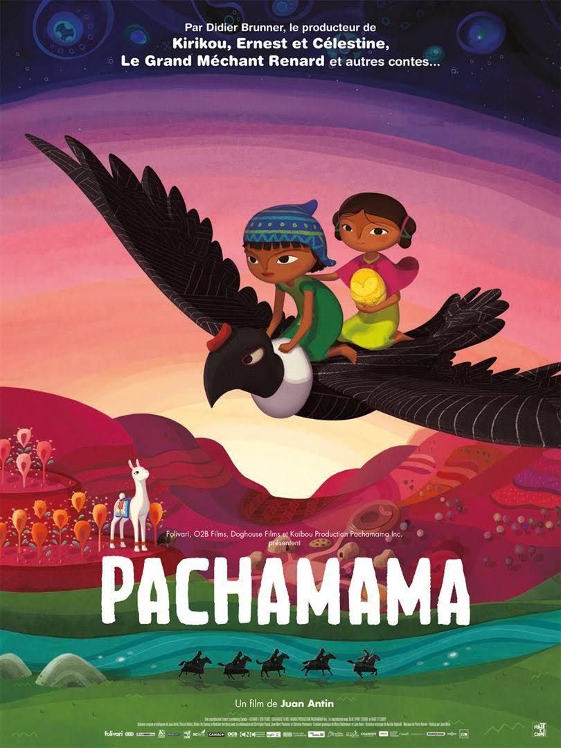 Ciné-Bib : projection du film d'animation «Pachamama»