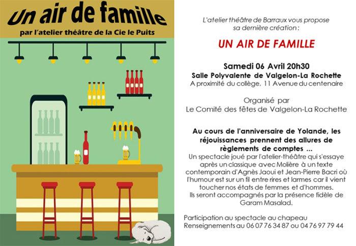 Air de famille La Rochette