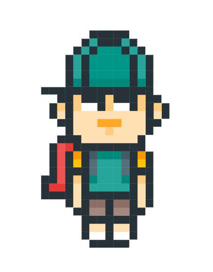 Atelier numérique – Pixel Art