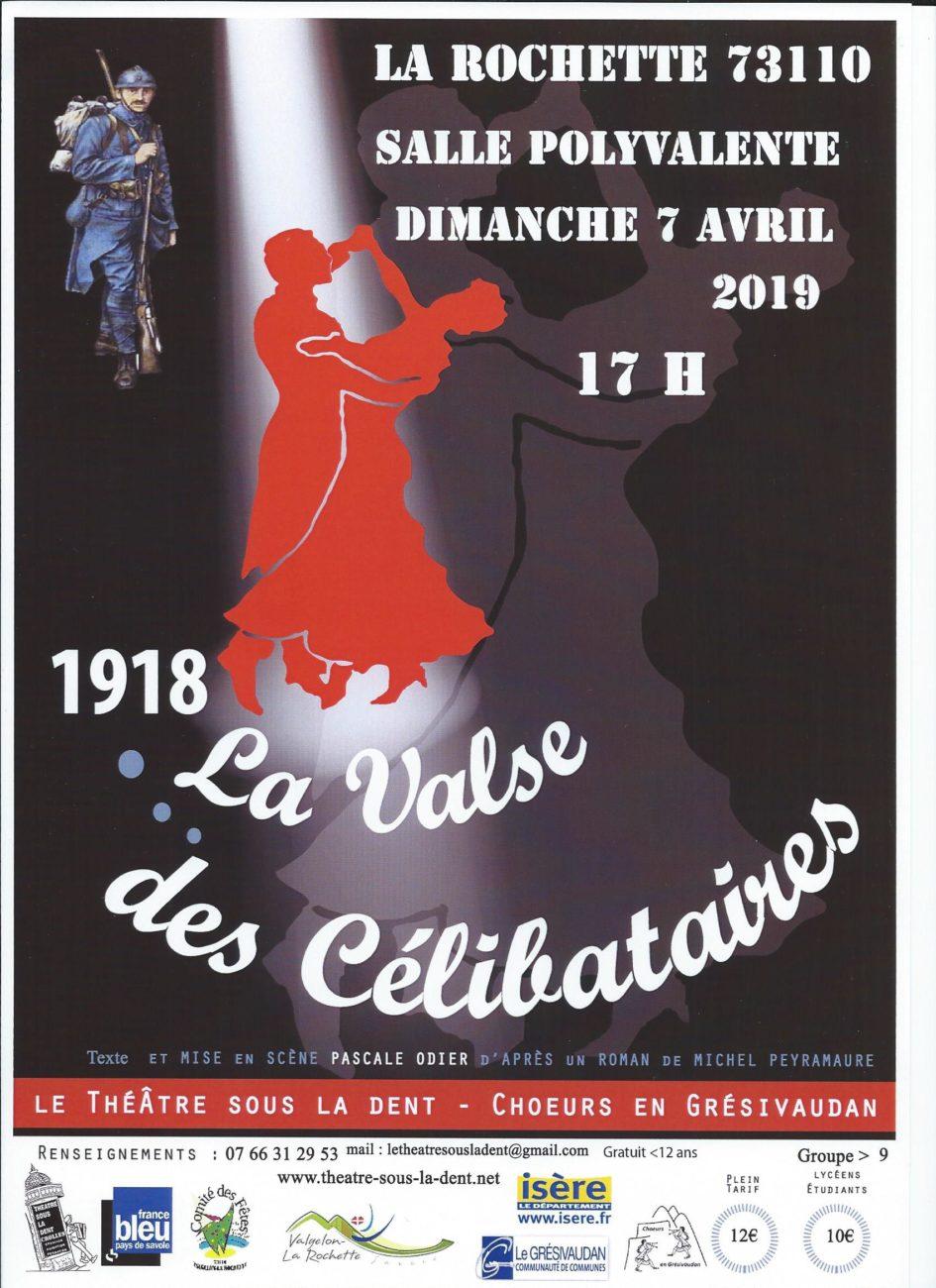 Théâtre : 1918, la valse des célibataires