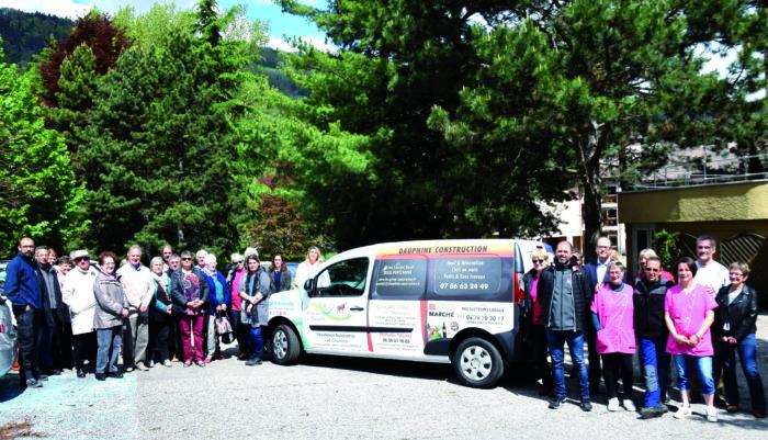 Recherche chauffeurs et accompagnateurs bénévoles pour le déplacement des personnes âgées du Val Gelon