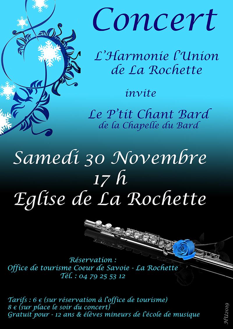 Concert Harmonie l'Union