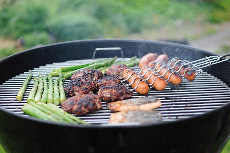 Feu et Barbecue