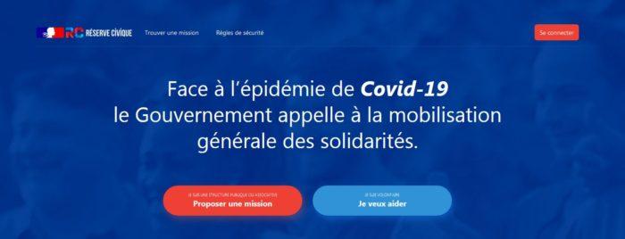 La mobilisation générale des solidarités face au Covid19