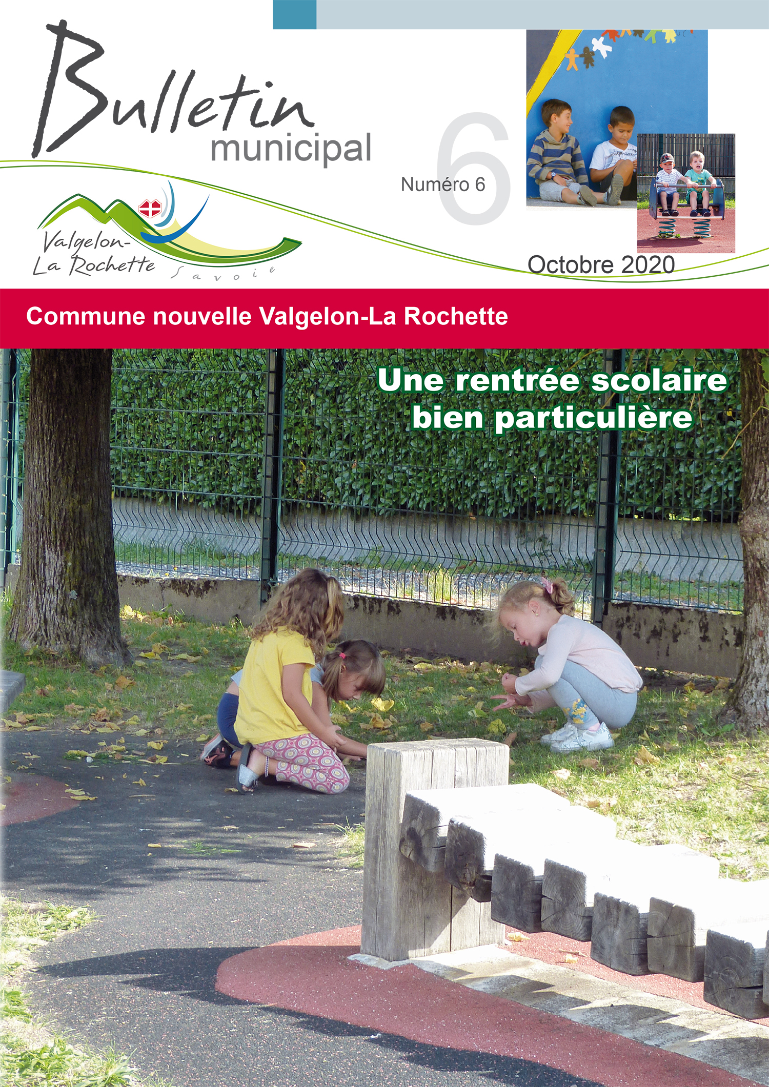 Bulletin municipal octobre 2020