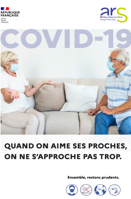 Coronavirus : personnes à risque
