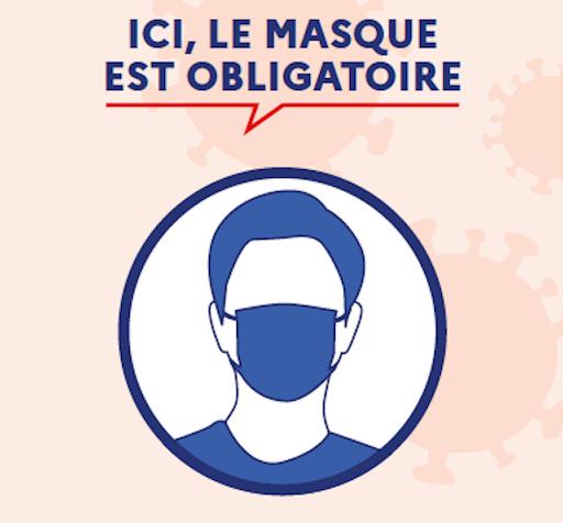 Coronavirus : Port du masque obligatoire sur l'ensemble du département de la Savoie