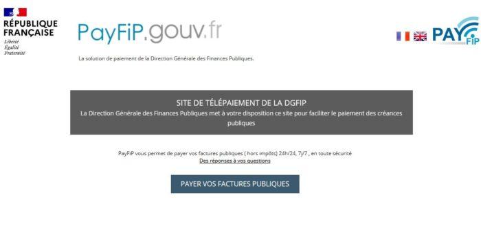 site paiement cantine
